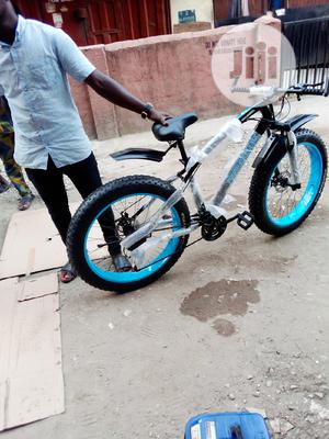 Big Tire Sport Bicycle   Sports Equipment for sale in Lagos State, Victoria Island