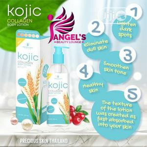 Kojic Collagen Extreme Whitening Body Lotion - 230ml | Skin Care for sale in Lagos State, Ojo