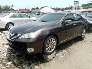 Lexus ES 2010 350 Brown   Cars for sale in Lagos State, Apapa