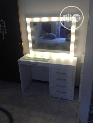 Dressing Table Mirror With LED Lights | Home Accessories for sale in Lagos State, Lekki
