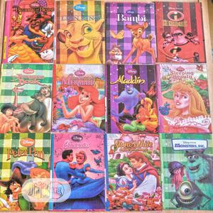 Disney Story Book For Kids..12collections(FREE SHIPPING) | Books & Games for sale in Oyo State, Ido