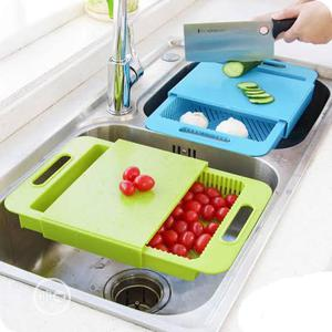 Chopping Board With Sieve | Kitchen & Dining for sale in Lagos State, Alimosho