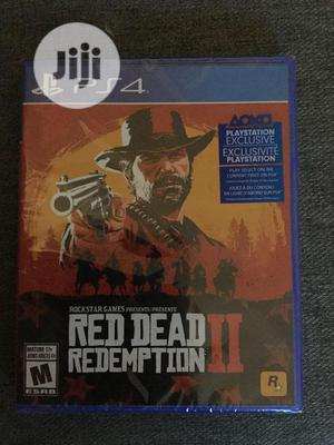 Red Dead Redemption 2 - Playstation 4 - Brand New | Video Games for sale in Abuja (FCT) State, Wuse