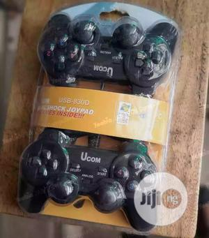 Ucom Wired Double Game Pad   Accessories & Supplies for Electronics for sale in Lagos State, Ikeja