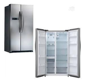 Midia Invarta French Doors Fridge | Kitchen Appliances for sale in Lagos State, Ojo