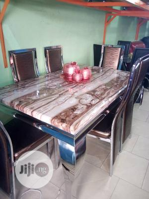 Good Quality Dining Table Six Seaters | Furniture for sale in Lagos State, Lekki