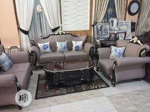 Leather Royal Sofa | Furniture for sale in Lagos State, Ojo