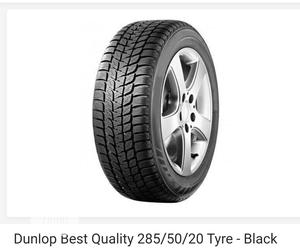 Dunlop Tyre Size 285/50/20 | Vehicle Parts & Accessories for sale in Lagos State, Lagos Island (Eko)