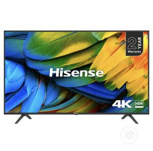 """Hisense 50"""" Inches Smart UHD 4K TV + Wall Bracket   TV & DVD Equipment for sale in Abuja (FCT) State, Wuse"""