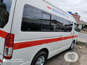 Tokunbo Toyota Hiace 2015 White | Buses & Microbuses for sale in Lagos State, Isolo
