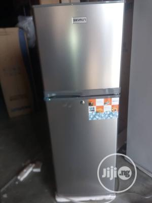 Skyru 138 Double Door Refrigerator With 2yrs Warranty. | Kitchen Appliances for sale in Lagos State, Ojo