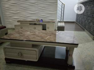 Quality TV Stand And Center Table | Furniture for sale in Lagos State, Isolo