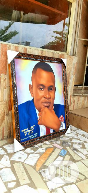 Portrait Painting, Painting, Drawing, Art | Other Services for sale in Lagos State, Alimosho