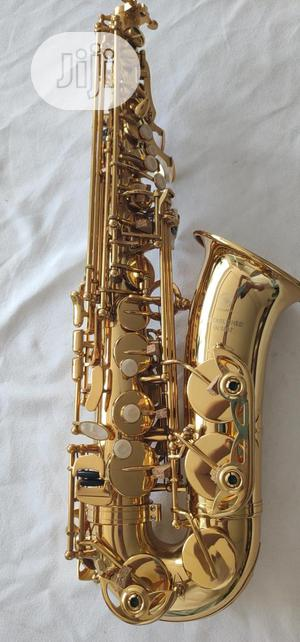 Yamaha Professional Alto Saxophone Lacquered   Musical Instruments & Gear for sale in Lagos State, Lekki