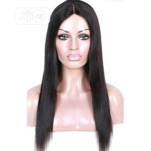 Straight Hair Wig With Lace Closure | Hair Beauty for sale in Lagos State, Ikoyi