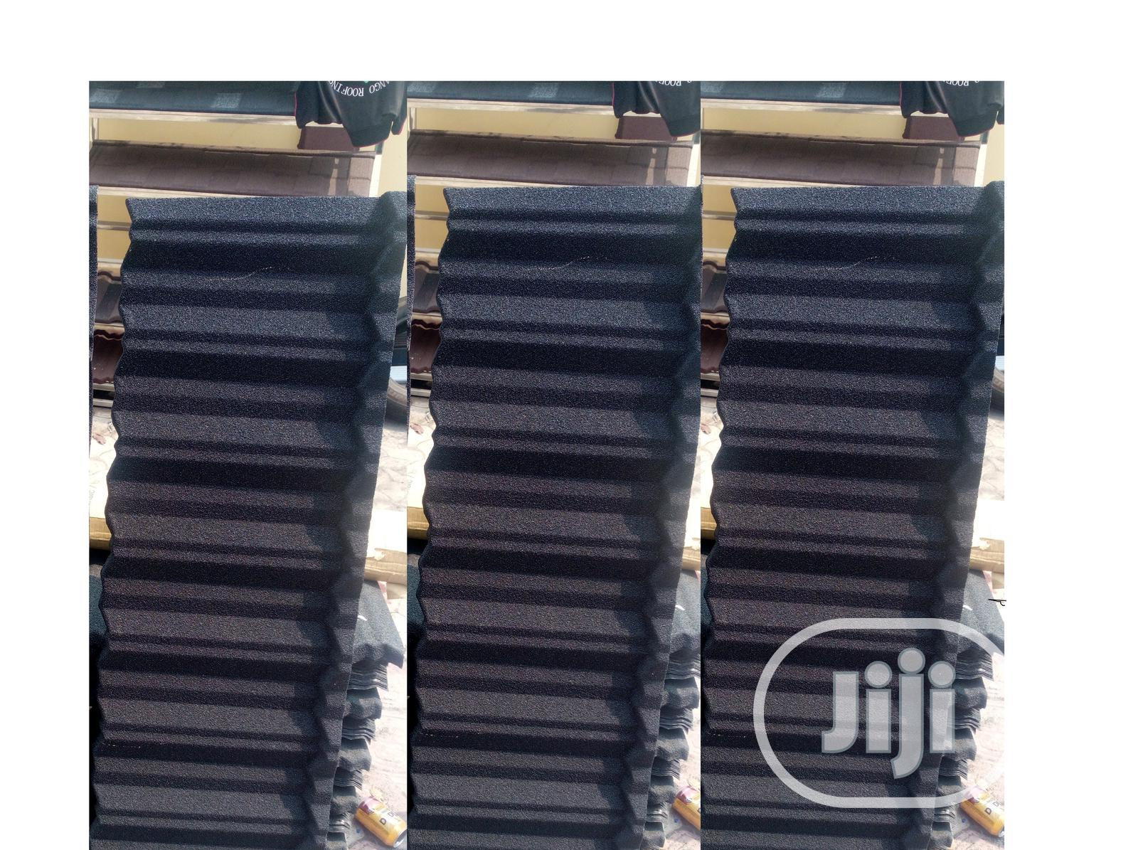 Good and Solid Classic Stone Coated Roofing Sheet for Sale in Nigeria