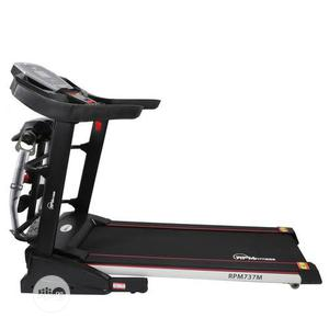 2HP Treadmill With Massager , Mp3 Player   Sports Equipment for sale in Lagos State, Ajah