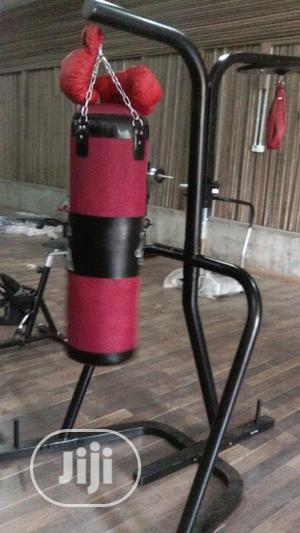 Punching Bag Stand | Sports Equipment for sale in Lagos State, Amuwo-Odofin