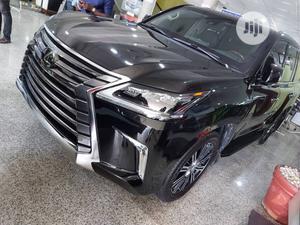New Lexus LX 2019 570 Three-Row Black | Cars for sale in Lagos State, Lekki