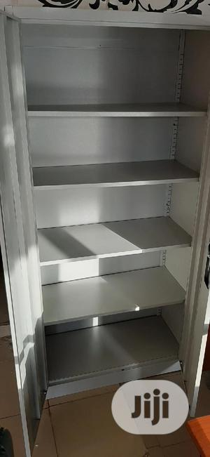 Office Metal Cabinet (Full Cover Body) | Furniture for sale in Kwara State, Ilorin East