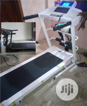 2.5hp Treadmill With Massager | Sports Equipment for sale in Rivers State, Port-Harcourt