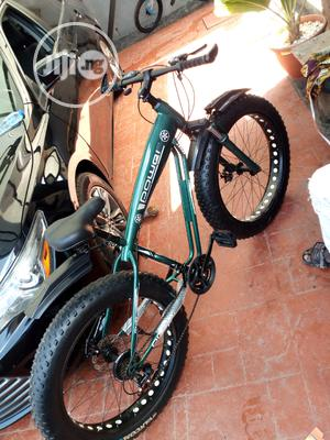 Big Hummer Bicycle Big Tire Available Now   Sports Equipment for sale in Lagos State, Ikeja