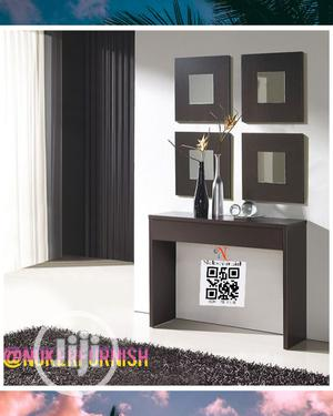 Luxury G Console Table With Mirror | Home Accessories for sale in Lagos State, Lekki