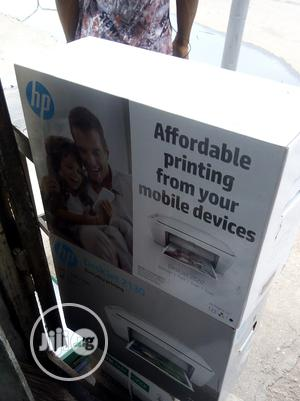 Brand New Imported Original 4in1 Wireless Hp Printer. | Printers & Scanners for sale in Lagos State, Yaba