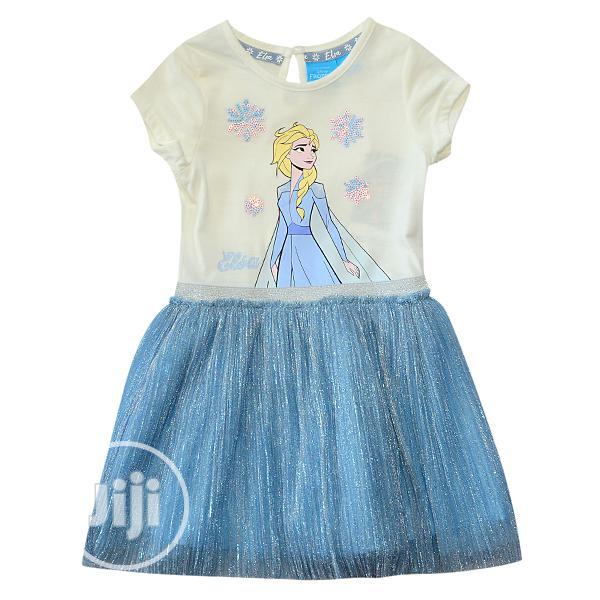 Archive: Frozen Princess Gown
