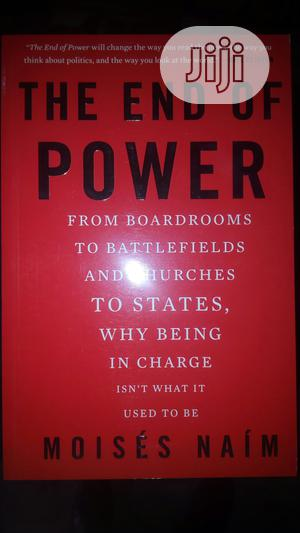 The End Of Power | Books & Games for sale in Lagos State, Surulere