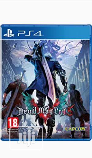 Devil May Cry 5 PS4 | Video Games for sale in Lagos State, Ikeja