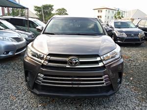 Toyota Highlander 2017 Gray | Cars for sale in Enugu State, Enugu
