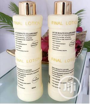 Final Lotion   Skin Care for sale in Lagos State, Amuwo-Odofin