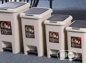 Pedal Plastic Dustbin 8L   Home Accessories for sale in Lagos State, Surulere