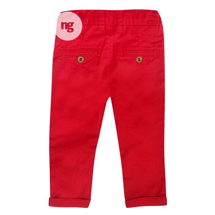 Quality Red Trouser