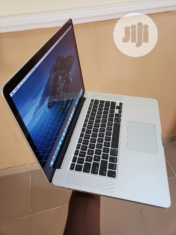 Laptop Apple MacBook Pro 16GB Intel Core I7 SSD 256GB   Laptops & Computers for sale in Ikeja, Lagos State, Nigeria