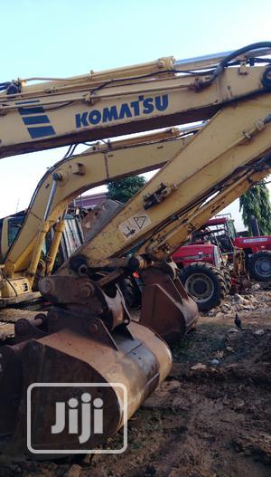 Komatsu Excavator PC210LC | Heavy Equipment for sale in Lagos State, Ikeja