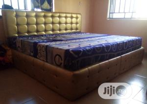 Upholstery Bed Frame | Furniture for sale in Imo State, Owerri