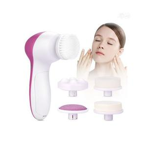 5-in-1 Electric Facial Cleansing Brush | Massagers for sale in Lagos State, Ifako-Ijaiye