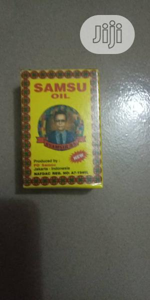 Original Samsu Oil(Delay Ejaculation Oil) | Sexual Wellness for sale in Oyo State, Ibadan
