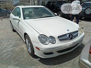 Mercedes-Benz CLK 2008 White | Cars for sale in Lagos State, Ikeja