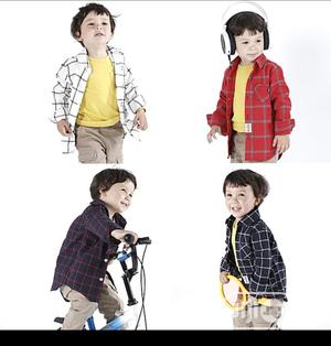 Cotton Shirt | Children's Clothing for sale in Lagos State, Ikeja