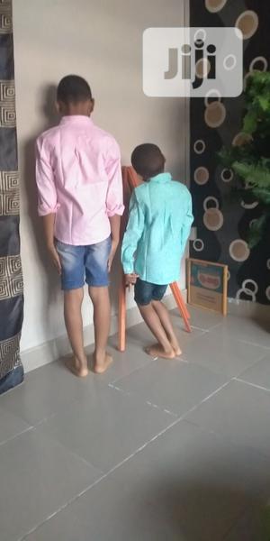 Long-sleeved Shirt For Boys | Children's Clothing for sale in Lagos State, Ikeja
