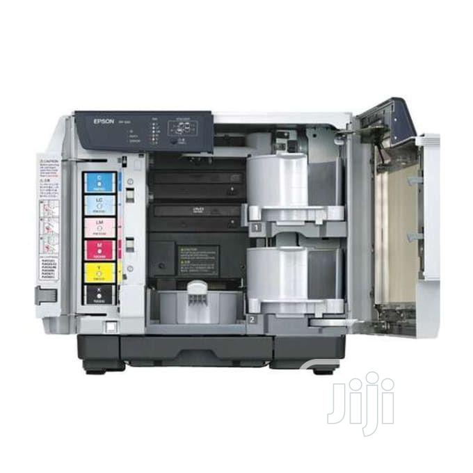Archive: Epson PP100II Disc Producer CD/DVD Duplicator Autoprinter