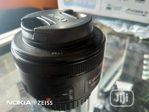 Canon Lens 50mm STM   Accessories & Supplies for Electronics for sale in Lagos State, Ikeja