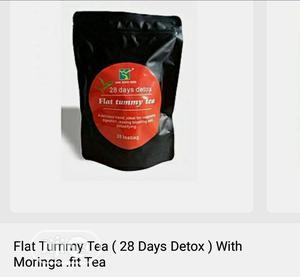 28 Days Flat Tummy Tea | Vitamins & Supplements for sale in Lagos State, Shomolu