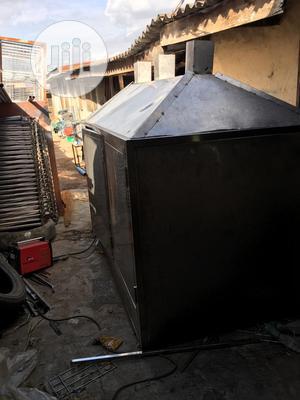 1,000kg Cat Fish Smoking Kiln (Stainless) | Farm Machinery & Equipment for sale in Lagos State, Ikeja