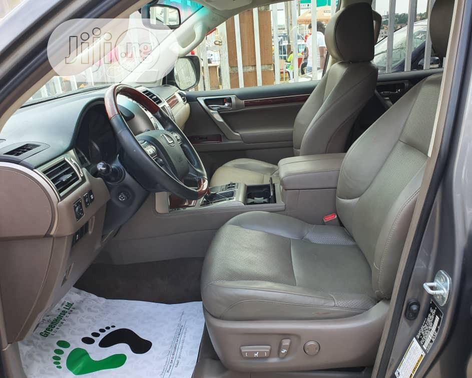 Lexus GX 2012 460 Premium Gray   Cars for sale in Ikeja, Lagos State, Nigeria