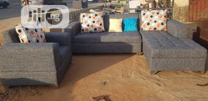 Modern Design L Shape With Single | Furniture for sale in Lagos State, Isolo
