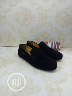 Clarks Leather Suede Loafers Flat Shoes | Shoes for sale in Lagos State, Lagos Island (Eko)